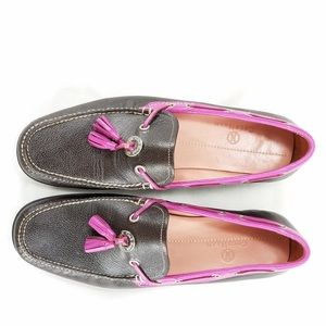 Colehaan Topsider/ boat shoes/ loafers size 9B